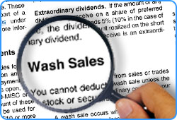 Watching Wash Sales